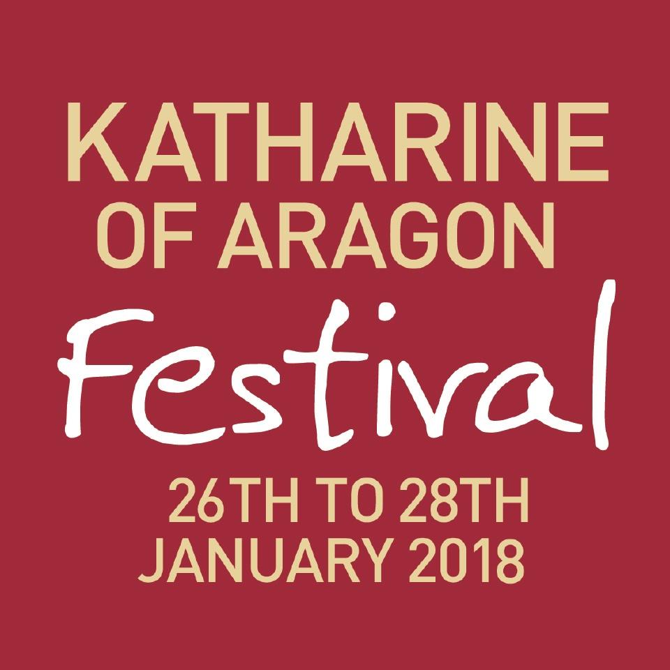 Katharine of Aragon Festival logo