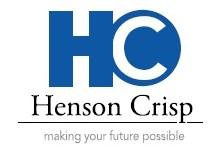 Henson Crisp logo
